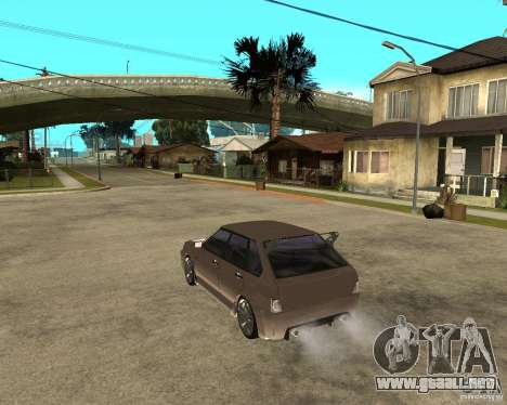 LiquiMoly Vaz 21093 para GTA San Andreas left