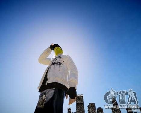 Niko The Mask para GTA 4 tercera pantalla