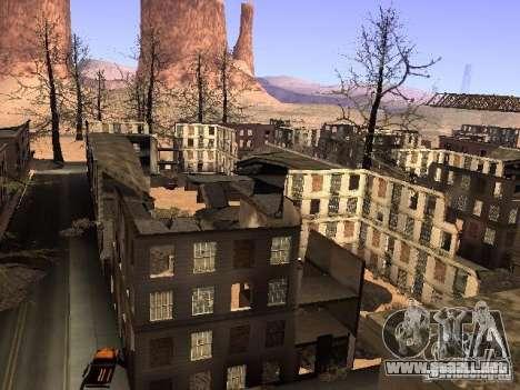 Chernobyl MOD v1 para GTA San Andreas octavo de pantalla