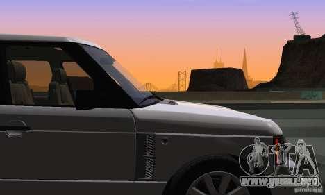 ENBSeries by dyu6 Low Edition para GTA San Andreas quinta pantalla