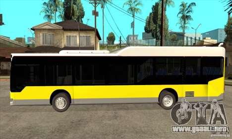 Mercedes-Benz Citaro LE para GTA San Andreas left