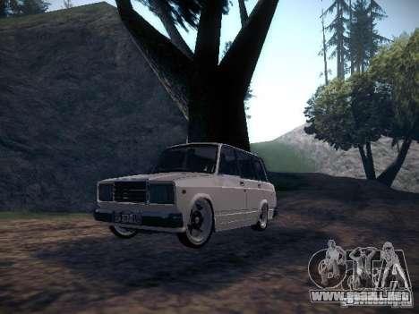 Aire Vaz 2104 para GTA San Andreas
