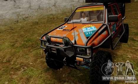 Nissan Navara Off-Road para GTA San Andreas