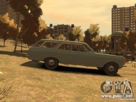 Chevrolet Caravan 1975 para GTA 4 visión correcta