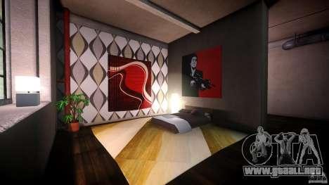 New texture for Algonguin savehouse para GTA 4 tercera pantalla