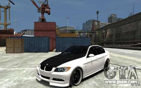 BMW 330i E60 Tuned 2 para GTA 4