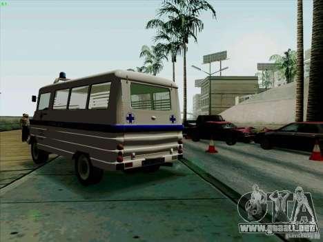 Zuk A-1805 para GTA San Andreas left