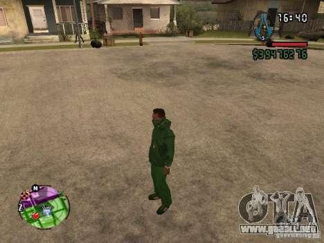 Asssassin Creed Style para GTA San Andreas tercera pantalla