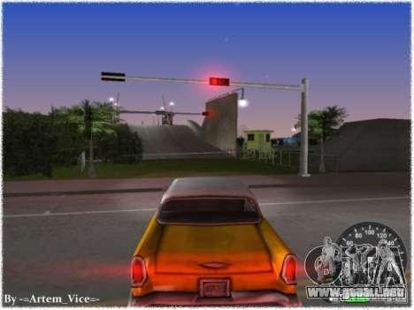 New Ocean Beach para GTA Vice City segunda pantalla