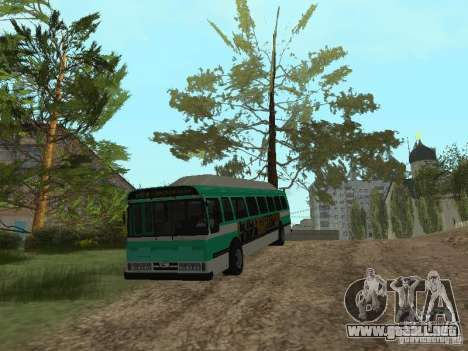 Bus de GTA 4 para GTA San Andreas
