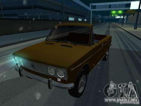 VAZ 2103 Convertible para GTA San Andreas