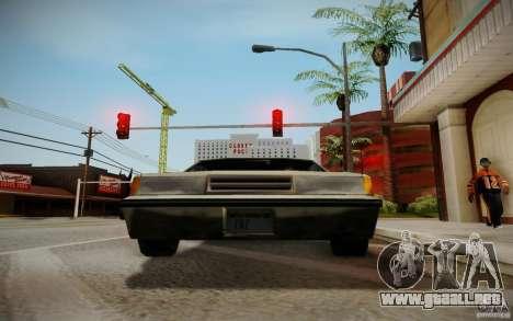 HQLSA v1.1 para GTA San Andreas quinta pantalla