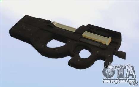 Low Chrome Weapon Pack para GTA San Andreas décimo de pantalla