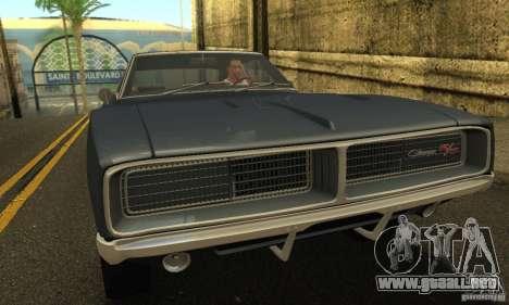 ENBSeries by dyu6 v5.0 para GTA San Andreas tercera pantalla