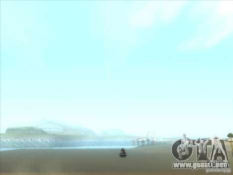 ENBSeries para PC media y débil para GTA San Andreas séptima pantalla