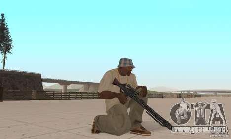 Pack armas de Star Wars para GTA San Andreas décimo de pantalla