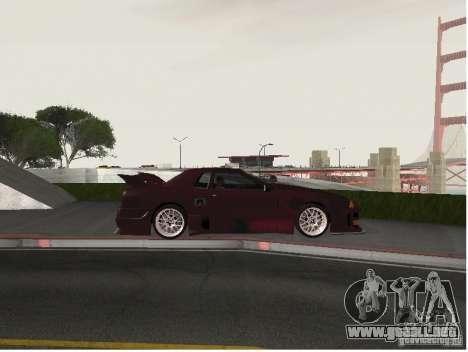 Deluxo Wheels Mod para GTA San Andreas tercera pantalla