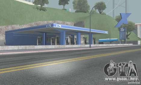 TNC-TNC combustible nuevo Trailer para GTA San Andreas