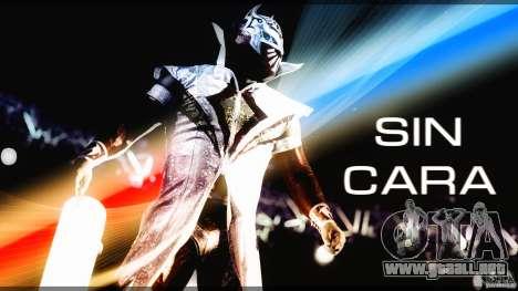 Pantallas de carga WWE 2012 para GTA San Andreas sucesivamente de pantalla