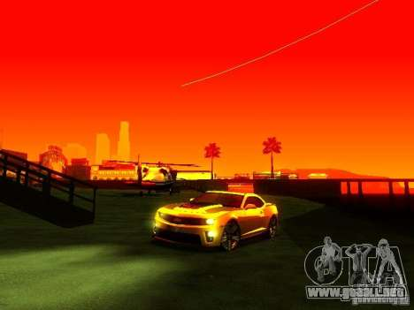 ENBSeries by JudasVladislav para GTA San Andreas séptima pantalla