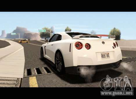 Real World ENBSeries v5.0 Final para GTA San Andreas