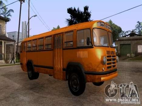 LIAZ 158 para GTA San Andreas