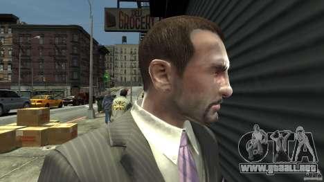 Johnny Klebitz para GTA 4 tercera pantalla