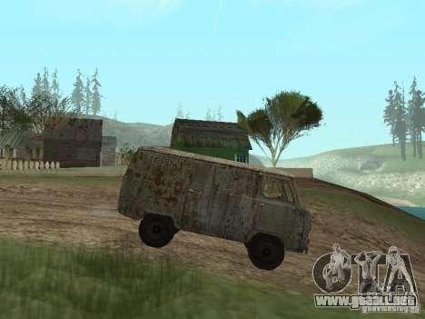 UAZ 452 para GTA San Andreas