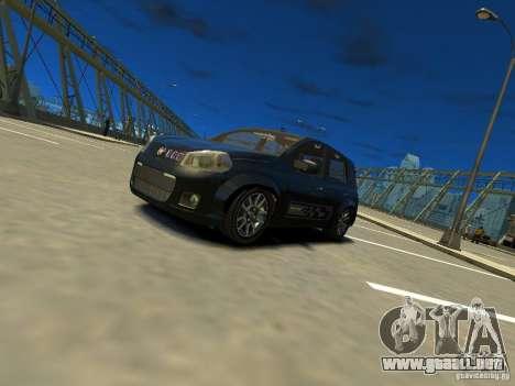 Fiat Novo Uno Sporting para GTA 4