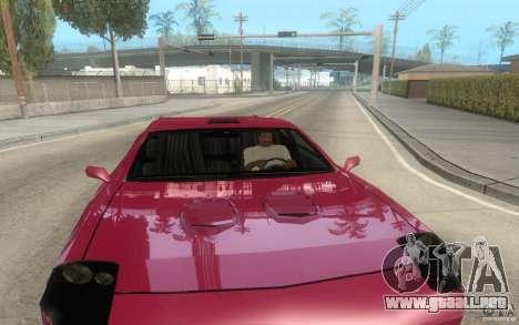 New Alpha para la vista superior GTA San Andreas