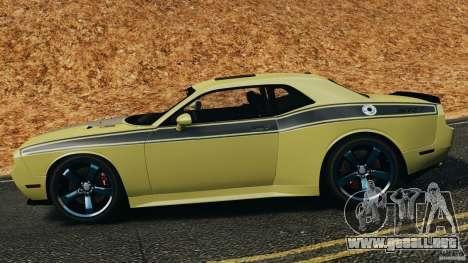 Dodge Rampage Challenger 2011 v1.0 para GTA 4 left