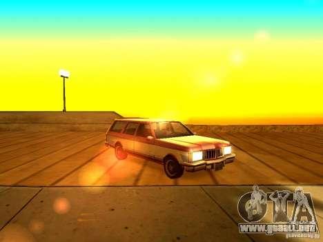 ENBSeries by Sashka911 v2 para GTA San Andreas