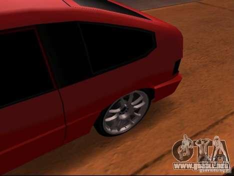 New Blistac para la visión correcta GTA San Andreas