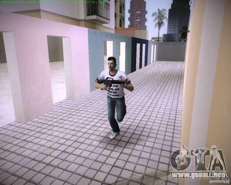 Nuevo M4 para GTA Vice City tercera pantalla