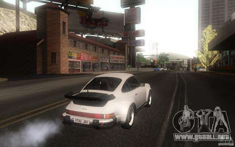 Porsche 911 Turbo 1982 para la visión correcta GTA San Andreas