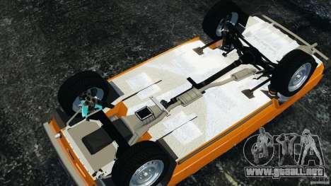 Vaz-21043 v1.0 para GTA 4 interior