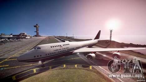THY Air Plane para GTA 4