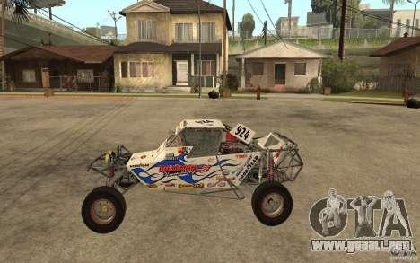 CORR Super Buggy 2 (Hawley) para GTA San Andreas left