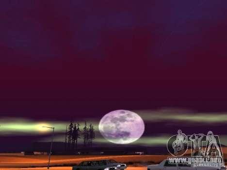 Configuración de Timecyc para GTA San Andreas undécima de pantalla