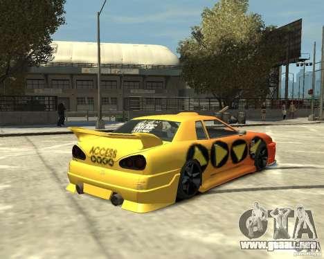 Elegy Tuning para GTA 4 visión correcta