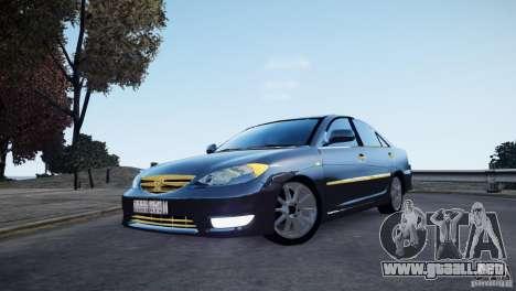 Toyota Camry 2004 para GTA 4