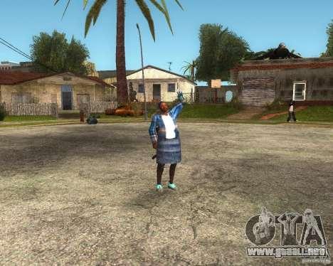Gangsta Granny para GTA San Andreas tercera pantalla