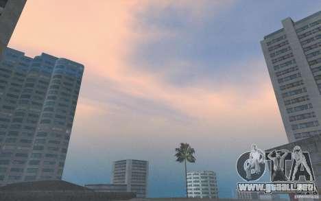 Timecyc Los Angeles para GTA San Andreas sucesivamente de pantalla