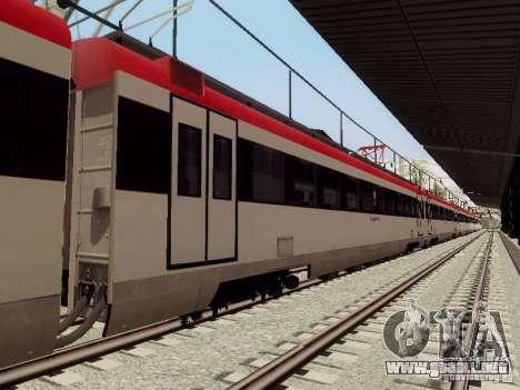 ÈD4MKM 0155 para GTA San Andreas left