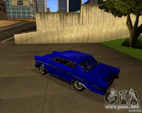 Hollywood para la visión correcta GTA San Andreas