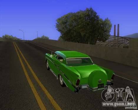Hollywood para GTA San Andreas left