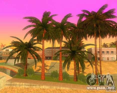 Sweet ENB Final para GTA San Andreas segunda pantalla