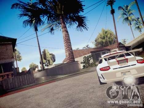 Hybrid ENB Series para GTA San Andreas sucesivamente de pantalla