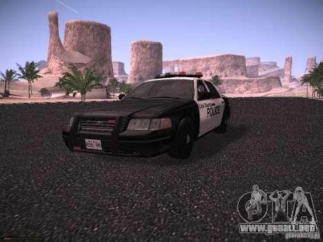 Ford Crown Victoria Police 2003 para GTA San Andreas
