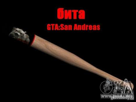 Bit HD para GTA San Andreas